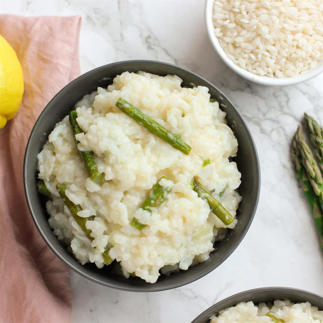 Dutch Oven Risotto