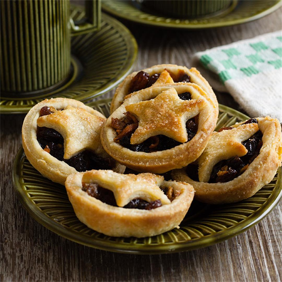 Easy Mince Pies