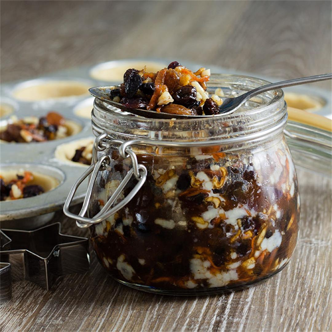 Easy Home Made Mincemeat