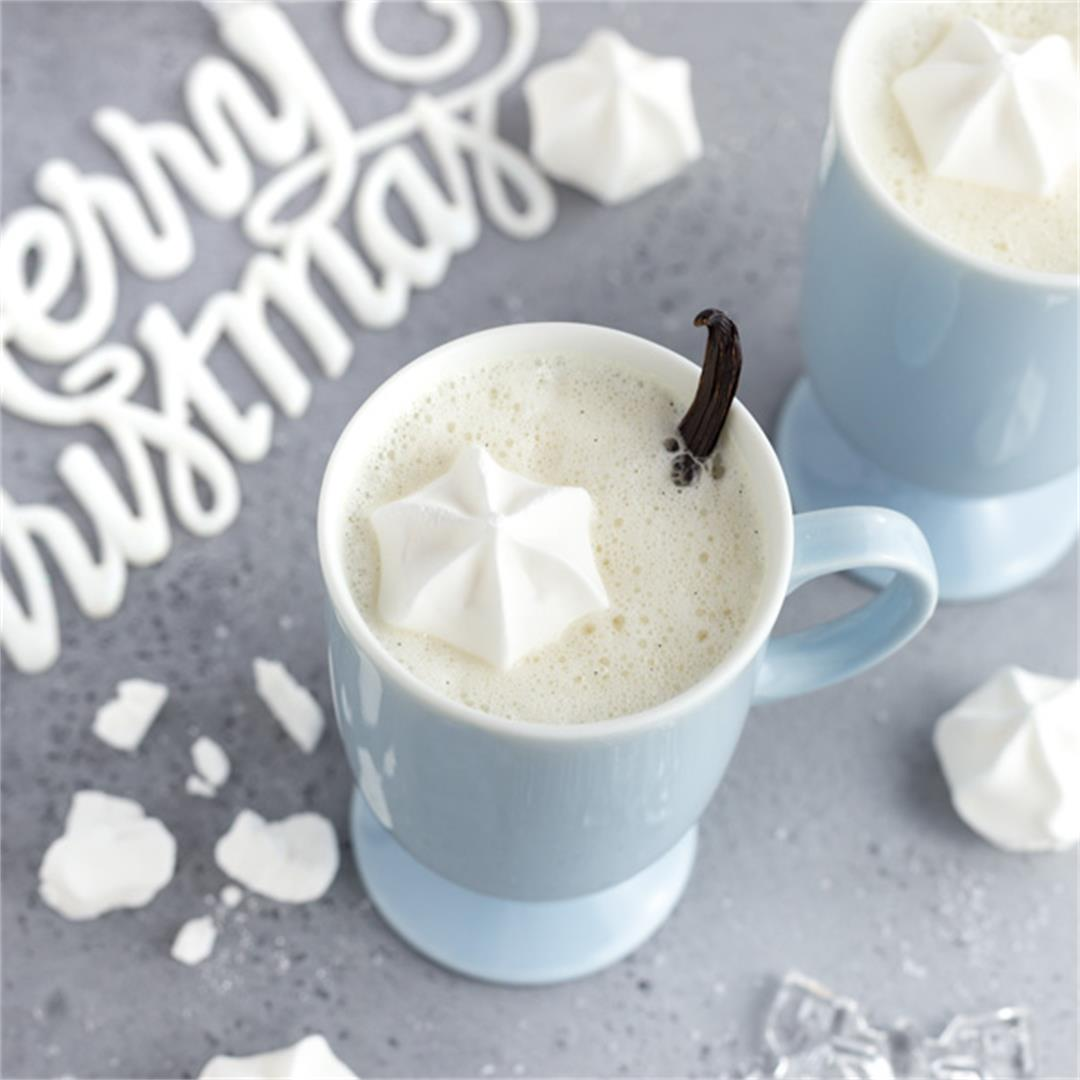 Warm Vanilla Milk