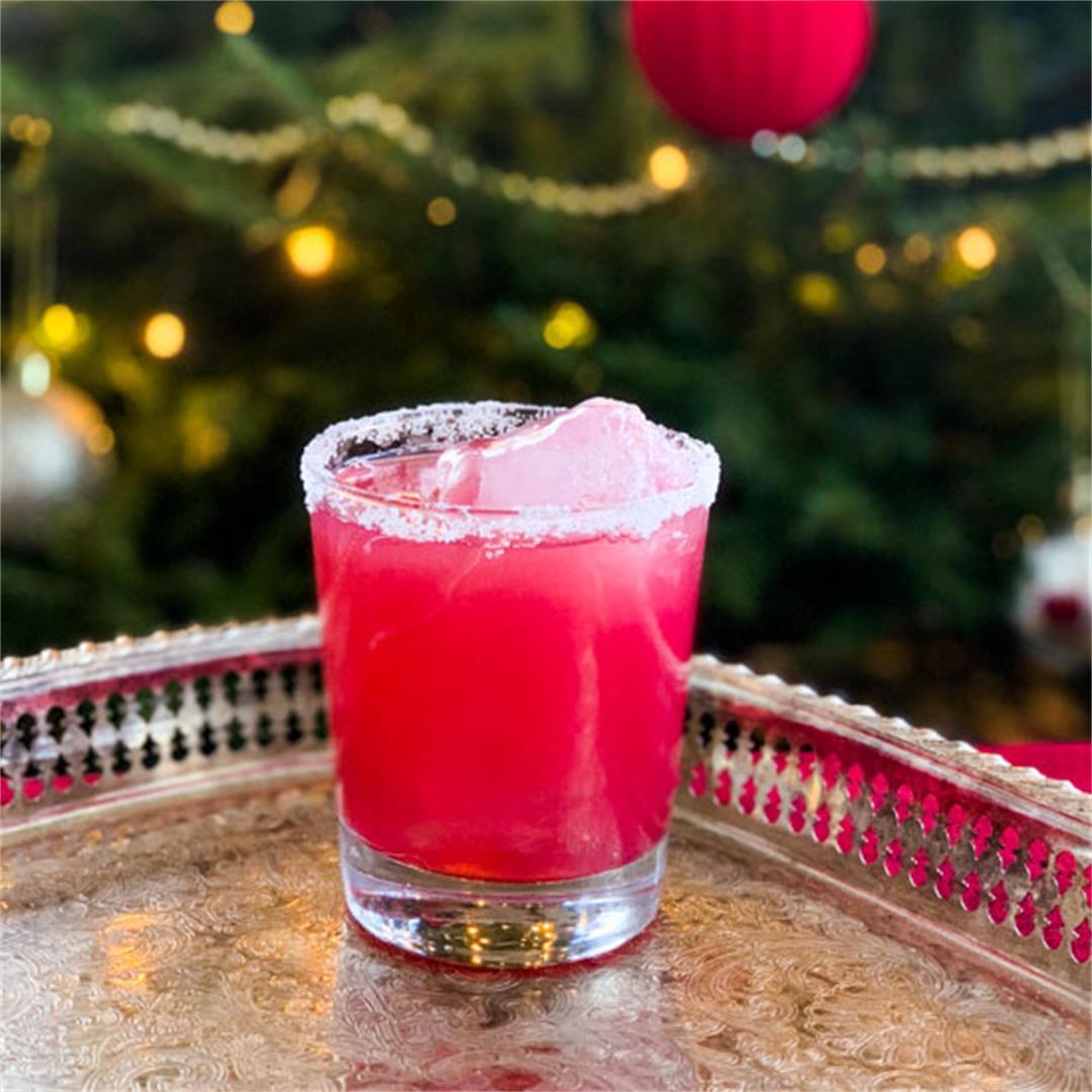 Sober Santa Christmas Punch