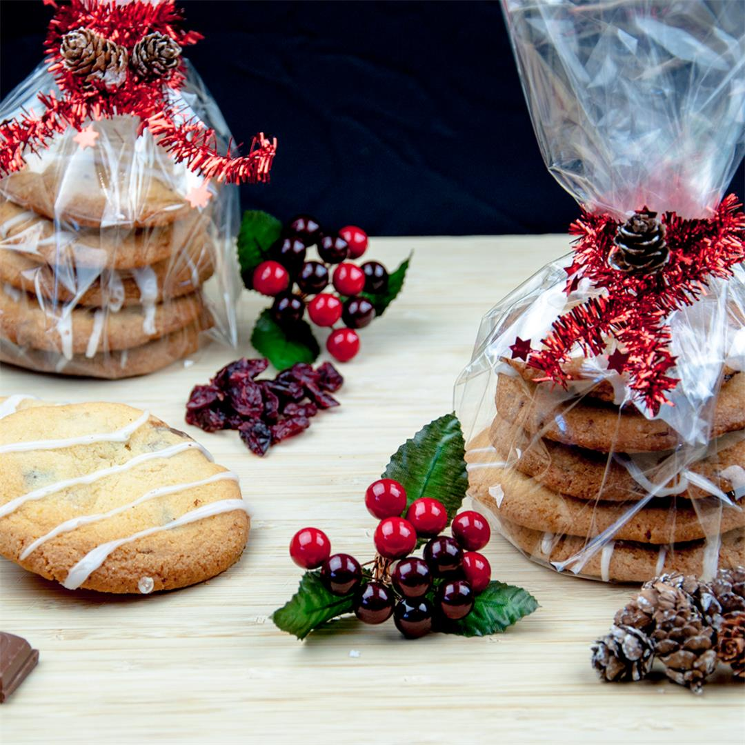 Secret Santa Christmas Cookies