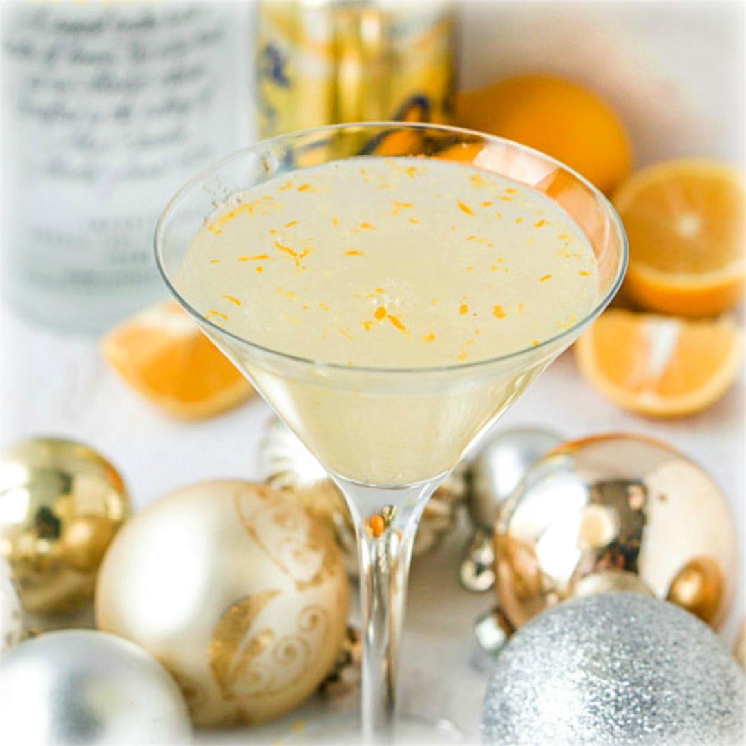 Holiday Low Carb Lemon Drop Fizz