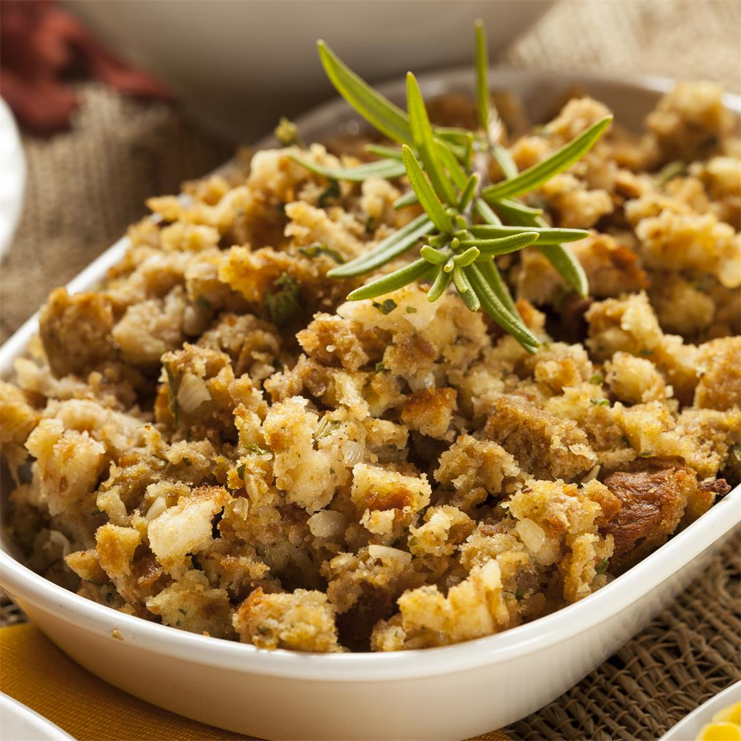 Half Homemade Stuffing