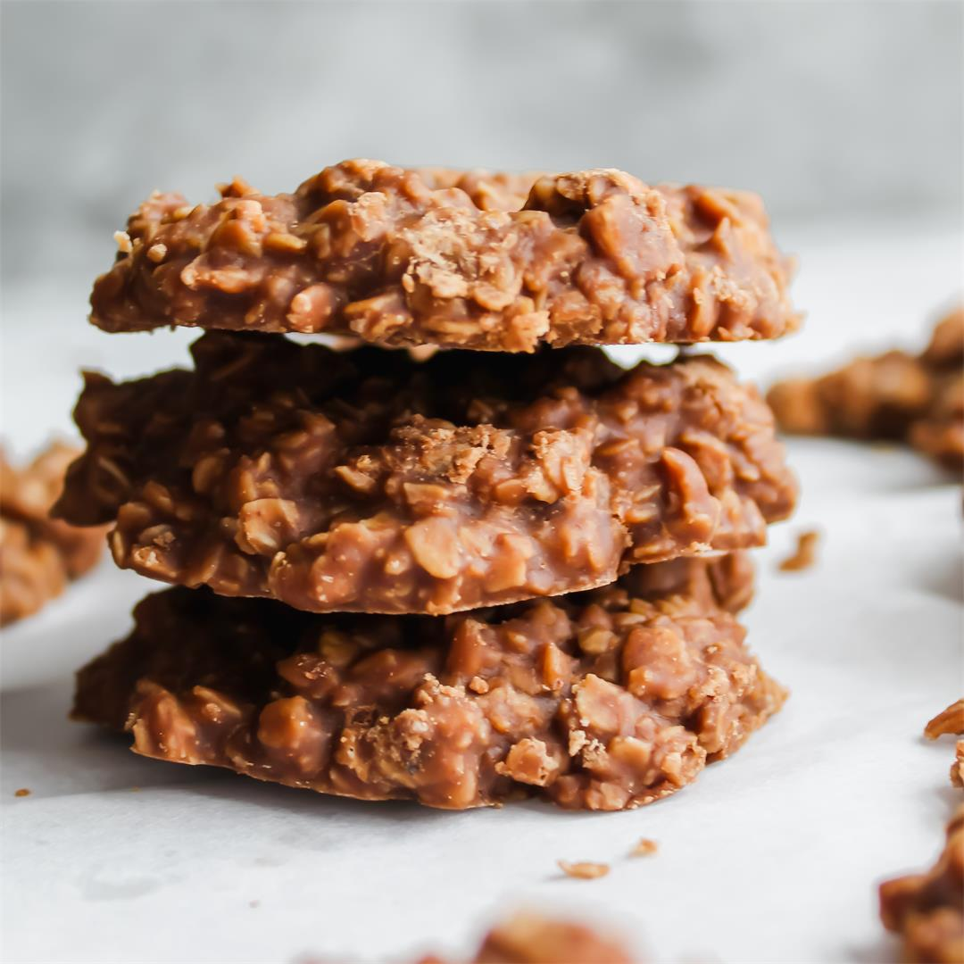 Easy No Bake Cookies!