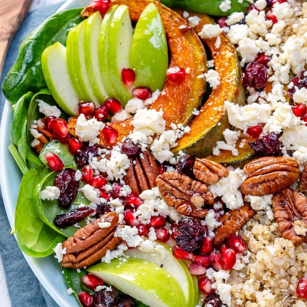 Loaded Harvest Quinoa Salad