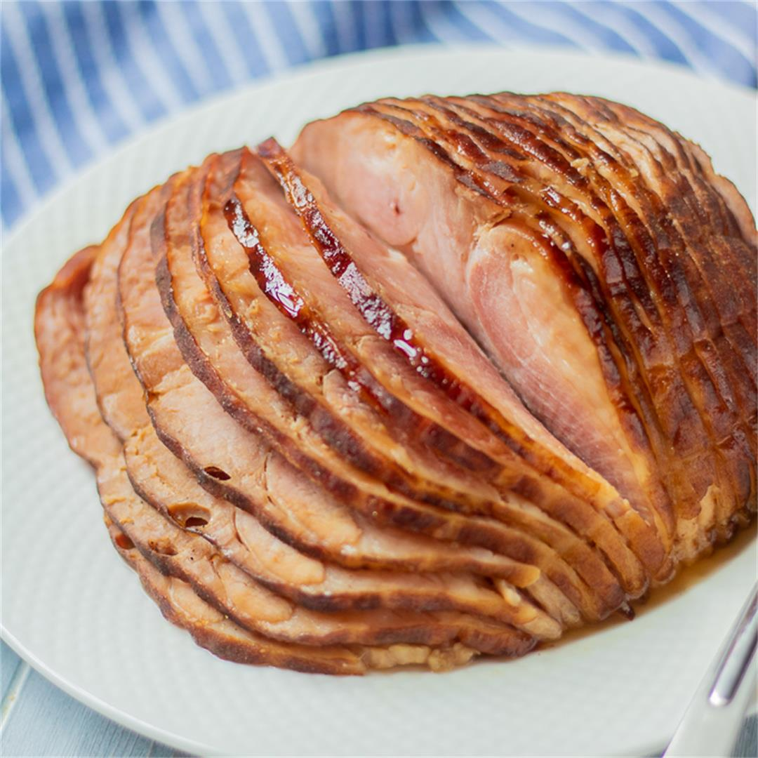 Instant Pot Honey Baked Ham