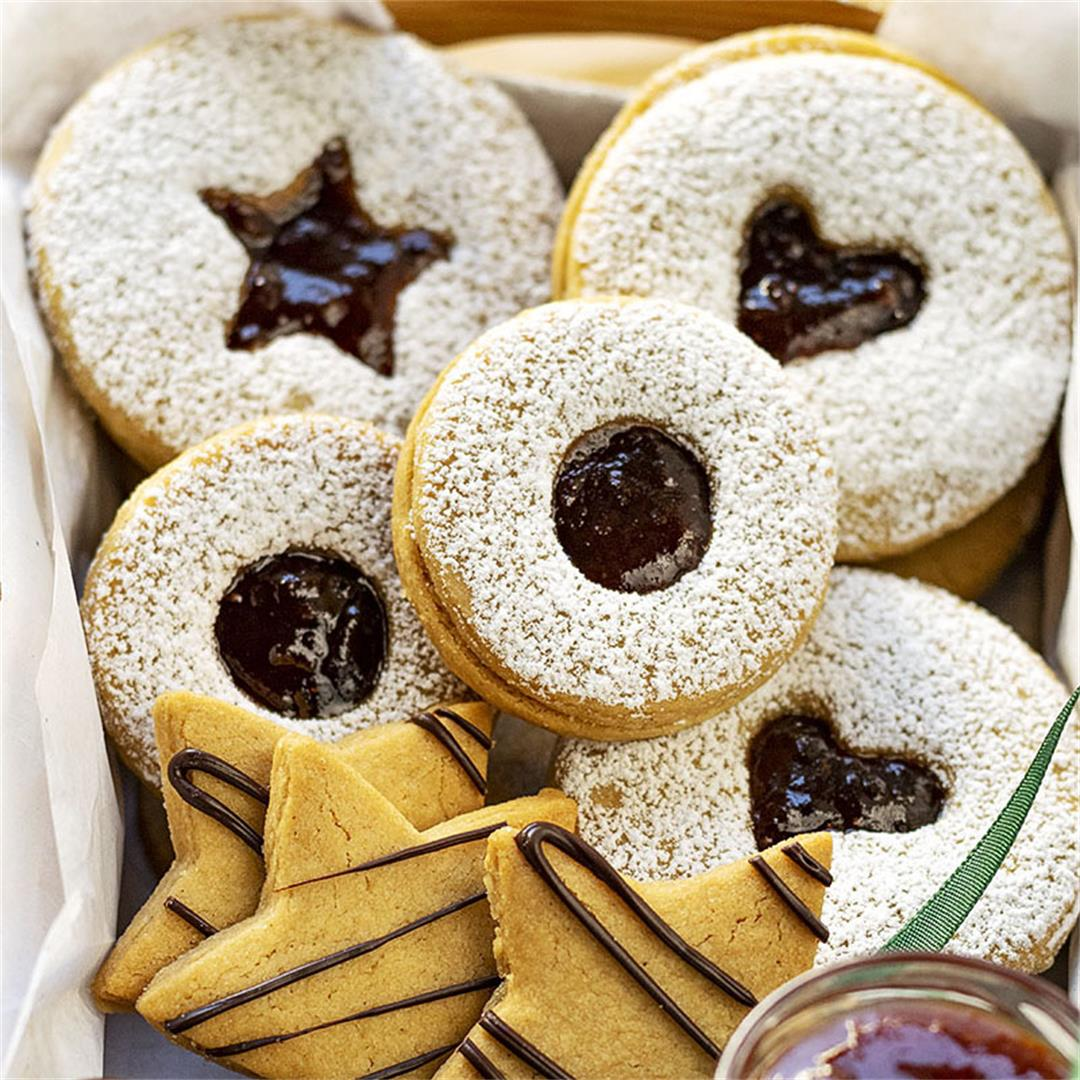 Easy sugar cookies recipe with olive oil