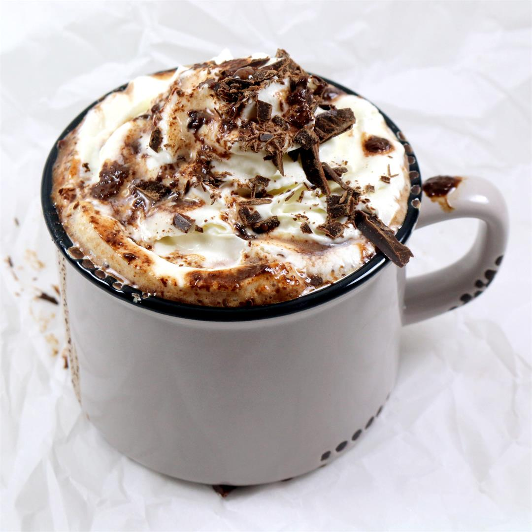 5 Star Hot Chocolate – Any Time, Any Place