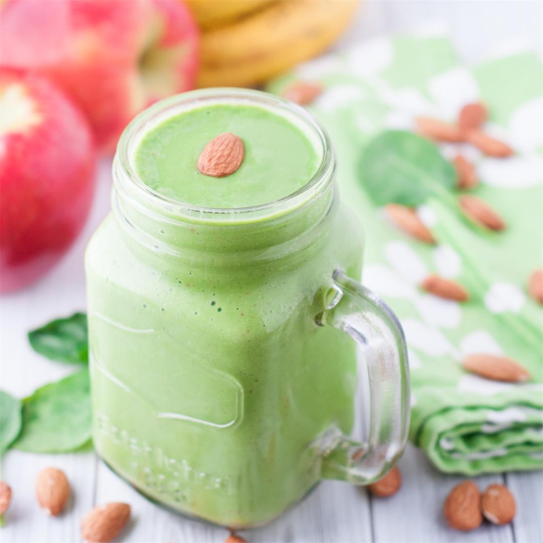 Delicious Green Smoothie… Healthy Too!