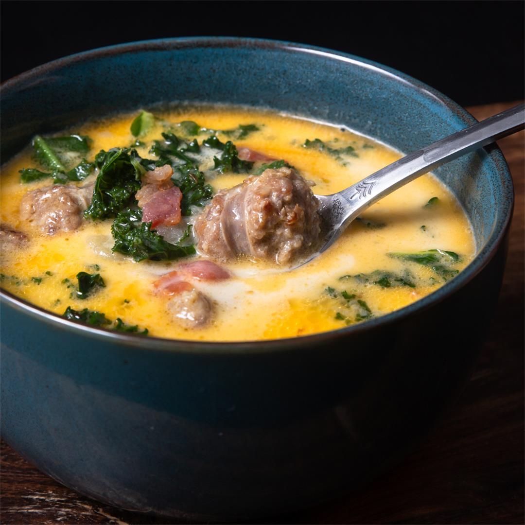 Instant Pot Zuppa Toscana