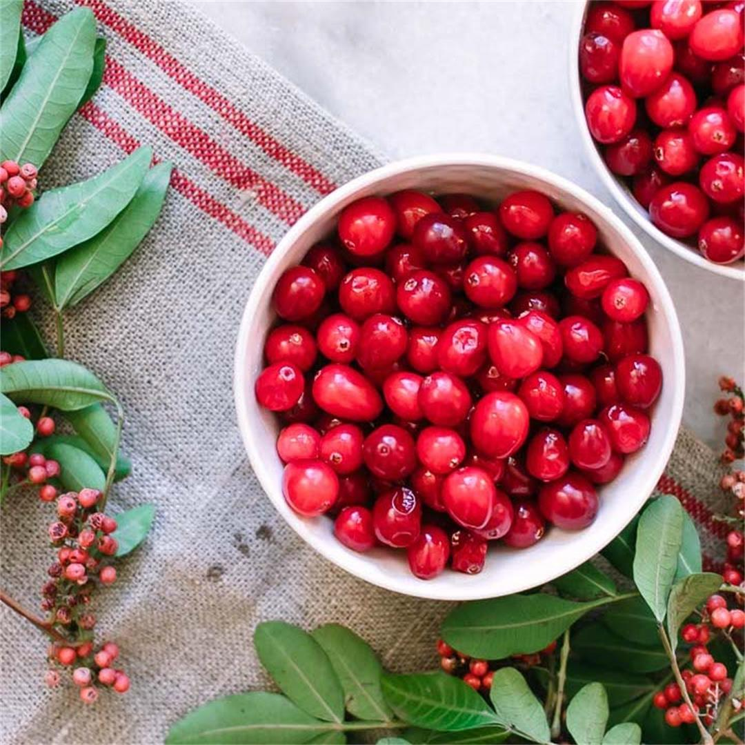 Superfood Spotlight on Cranberries