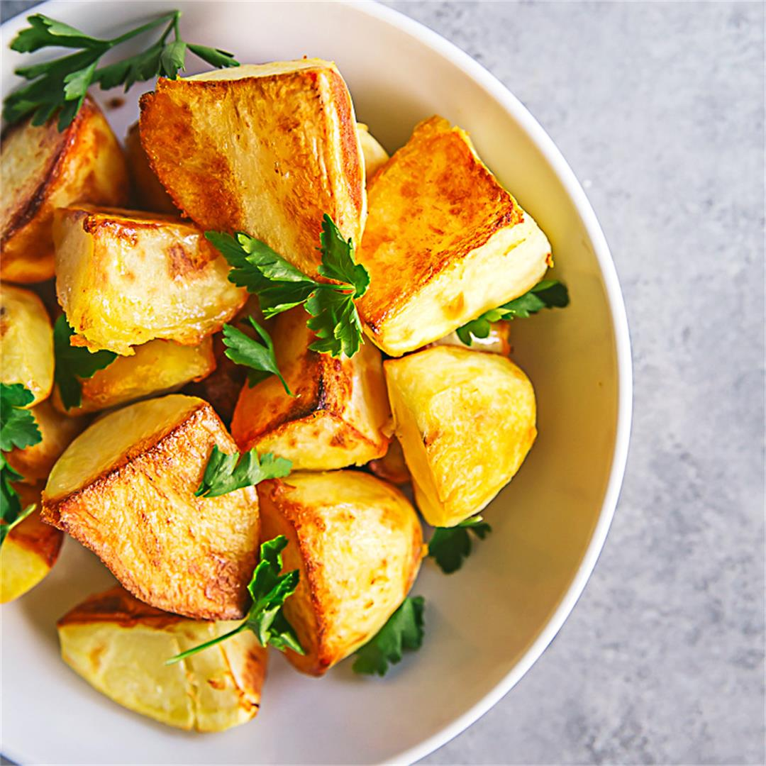 The Best Ever Roasted Potatoes