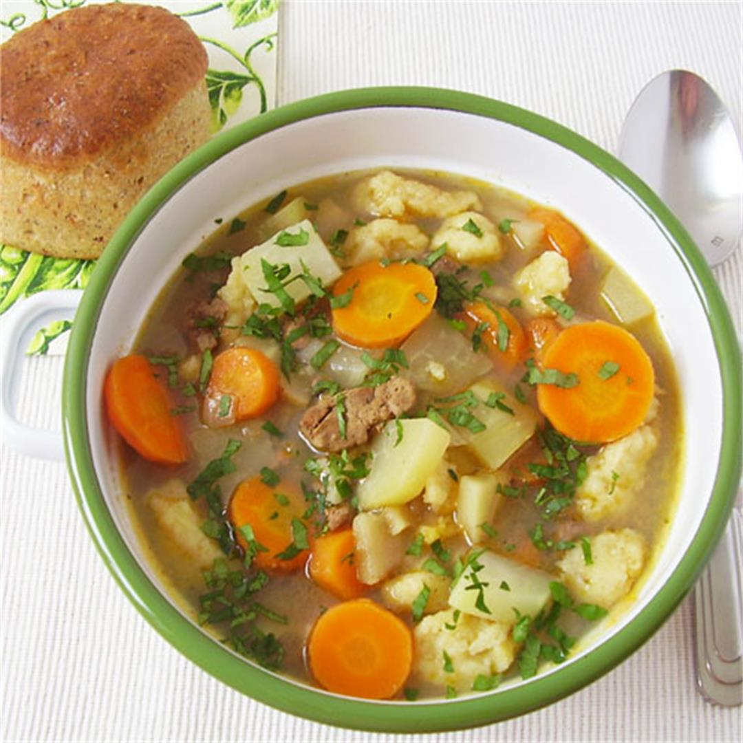 Grandmother's Soup ( Eingemachtes )