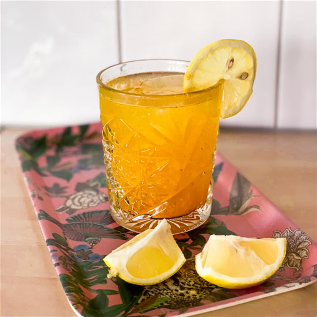 The Resolution Keeper Detox Cocktail (non-alcoholic)