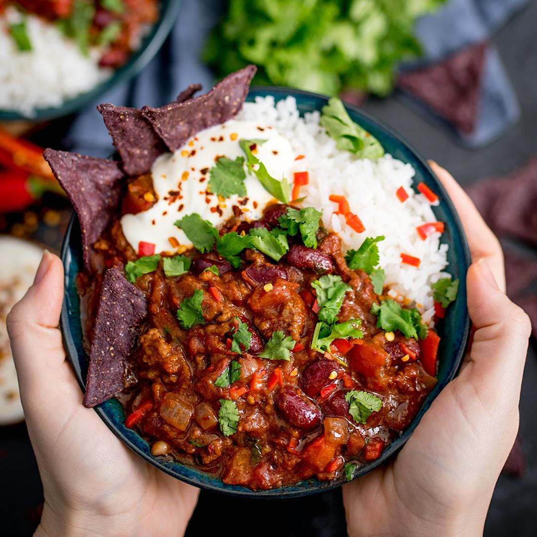 The Best Chilli Con Carne