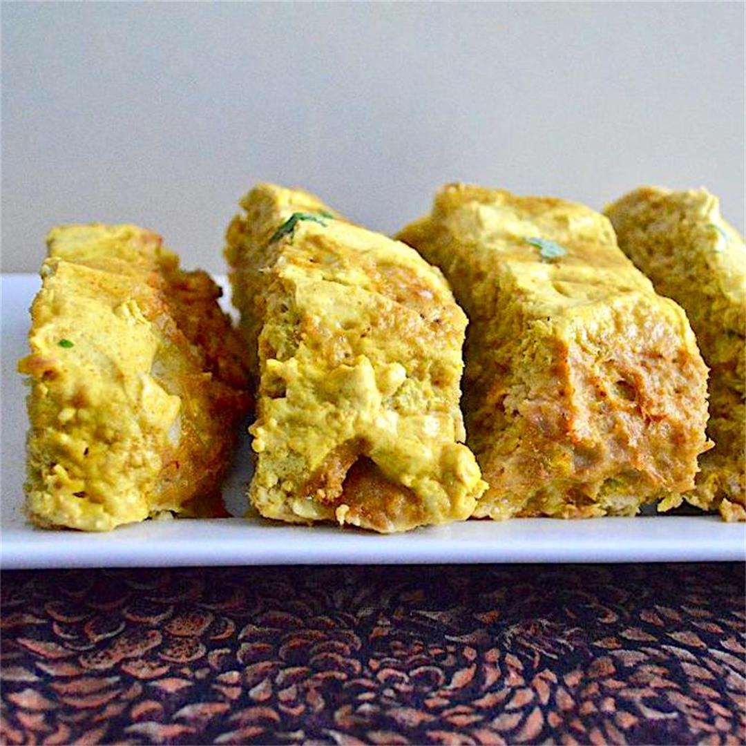 Curry Chicken Loaf