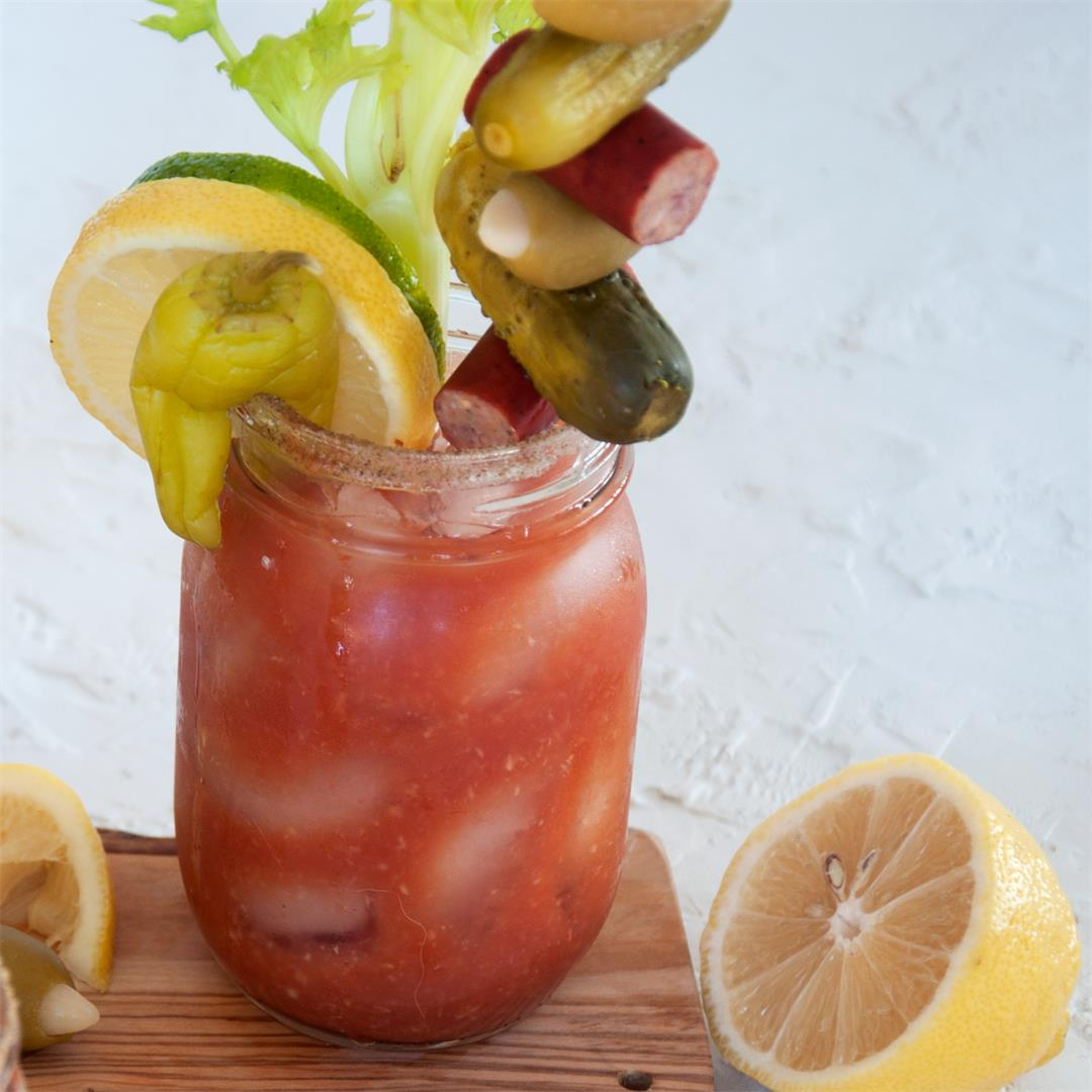 From Scratch Bloody Mary