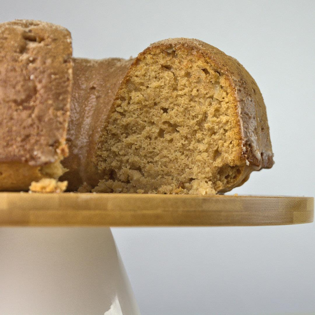 Cinnamon Sugar Bundt Cake