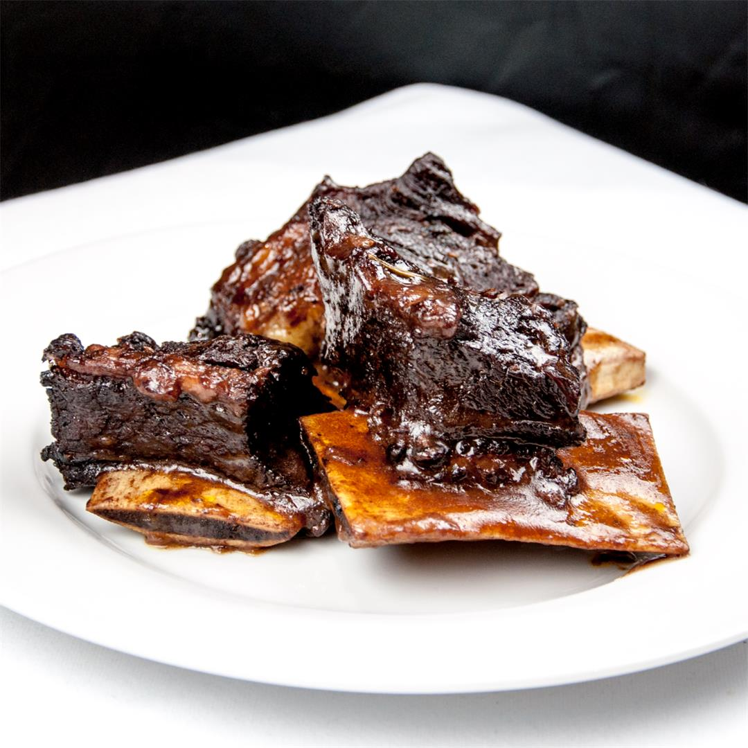 Slow Roasted Short Ribs