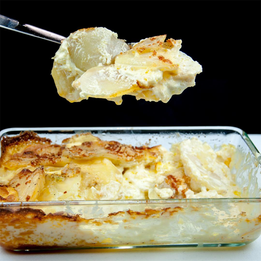 How to make Dauphinoise Potatoes