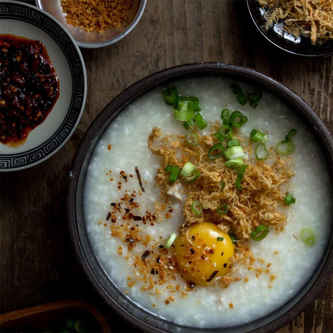 Easy Creamy Congee