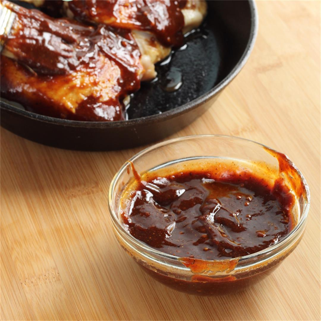 Easy Homemade BBQ Sauce