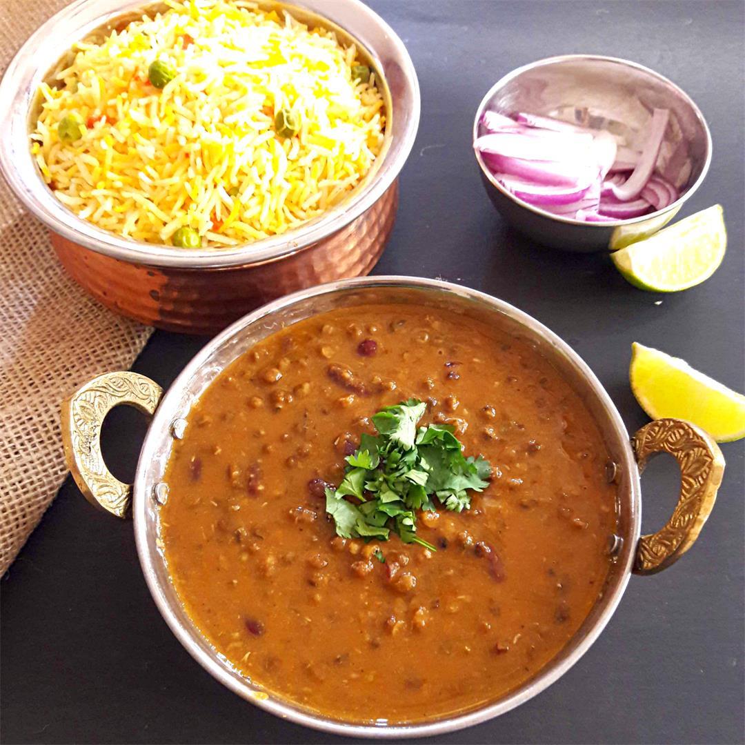 Dal Makhani-Madras Creamy Lentils