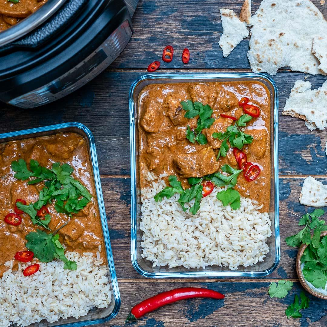 Easy Chicken Tikka Masala 2-Ways