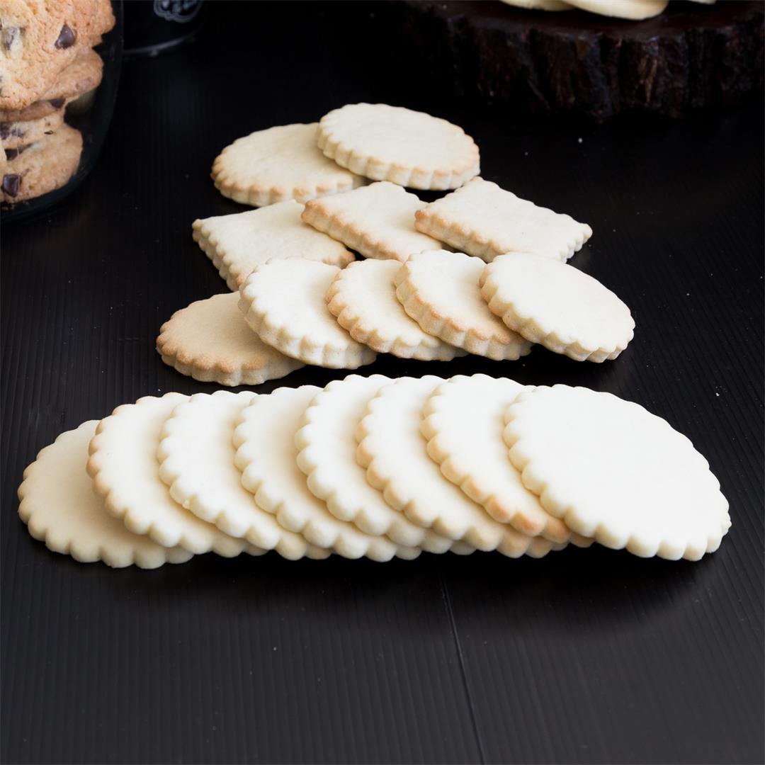 No Chill Sugar Cookies Recipe