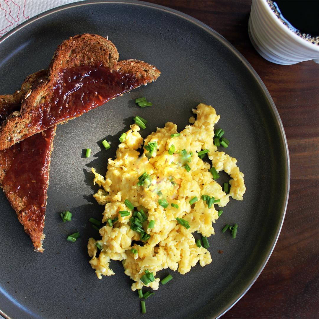 Back to Basics: Scrambled Eggs