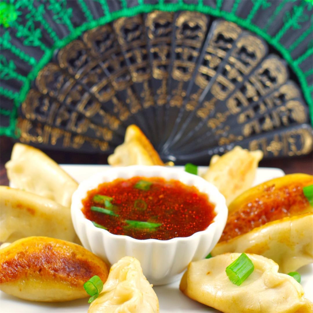Chinese Potstickers (Dumplings)