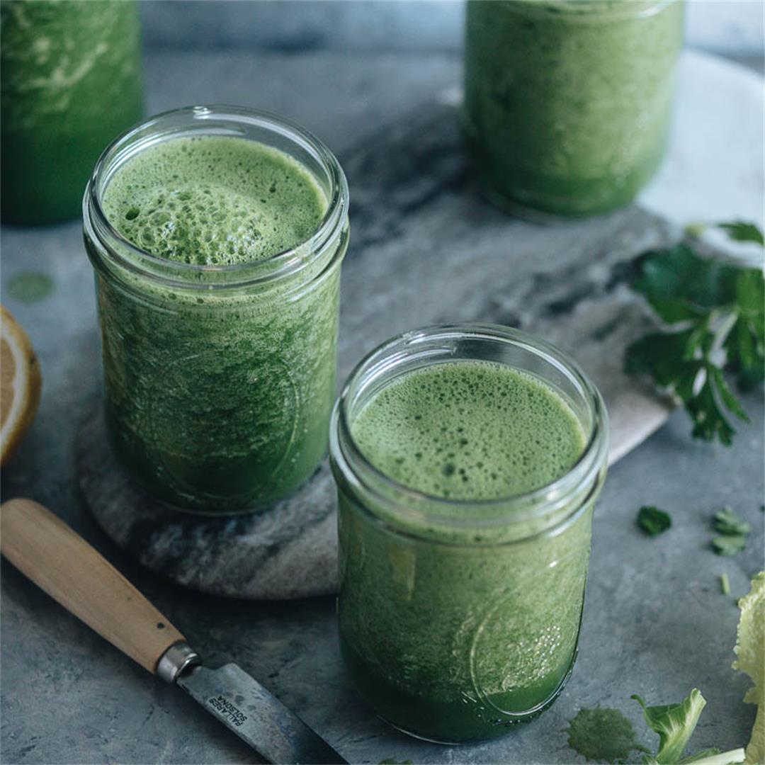 Morning Green Smoothie