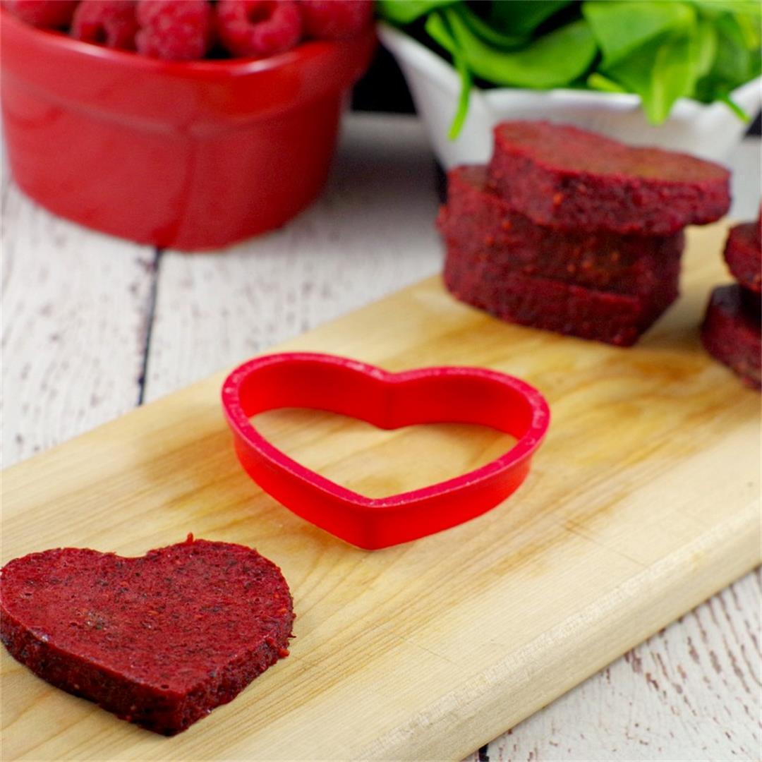 Healthy Homemade Jello Fruit & Veggie snack