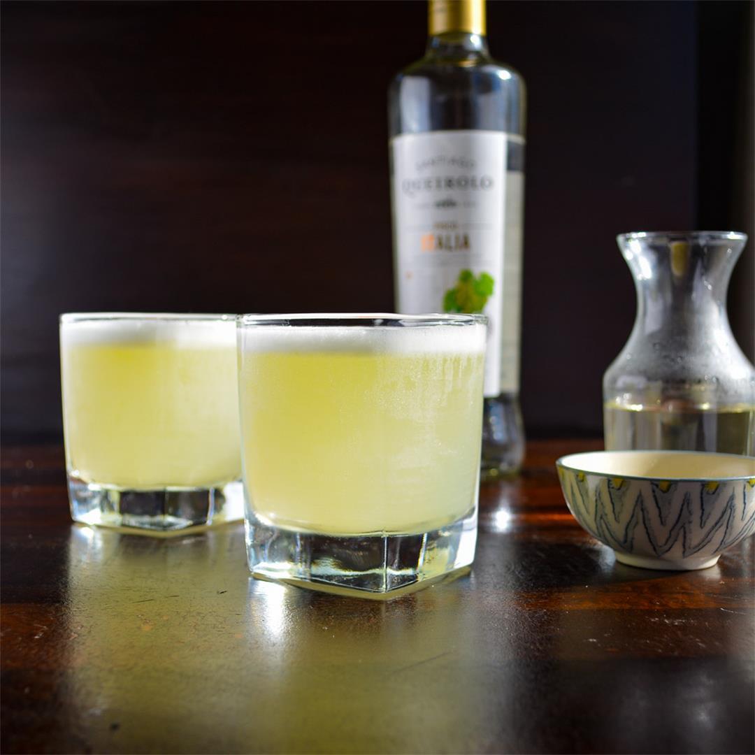 Classic Pisco Sour