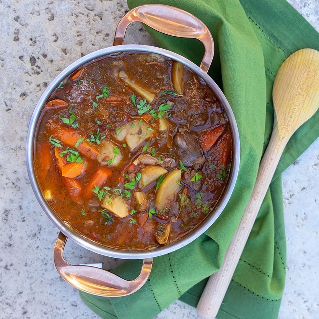 Irish Lamb Stew Recipe (Gluten-Free)