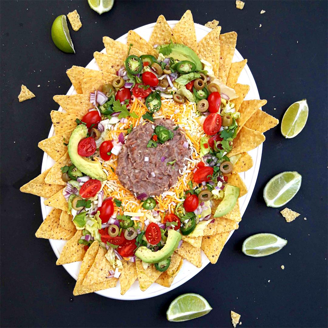 Super Delicious Nachos