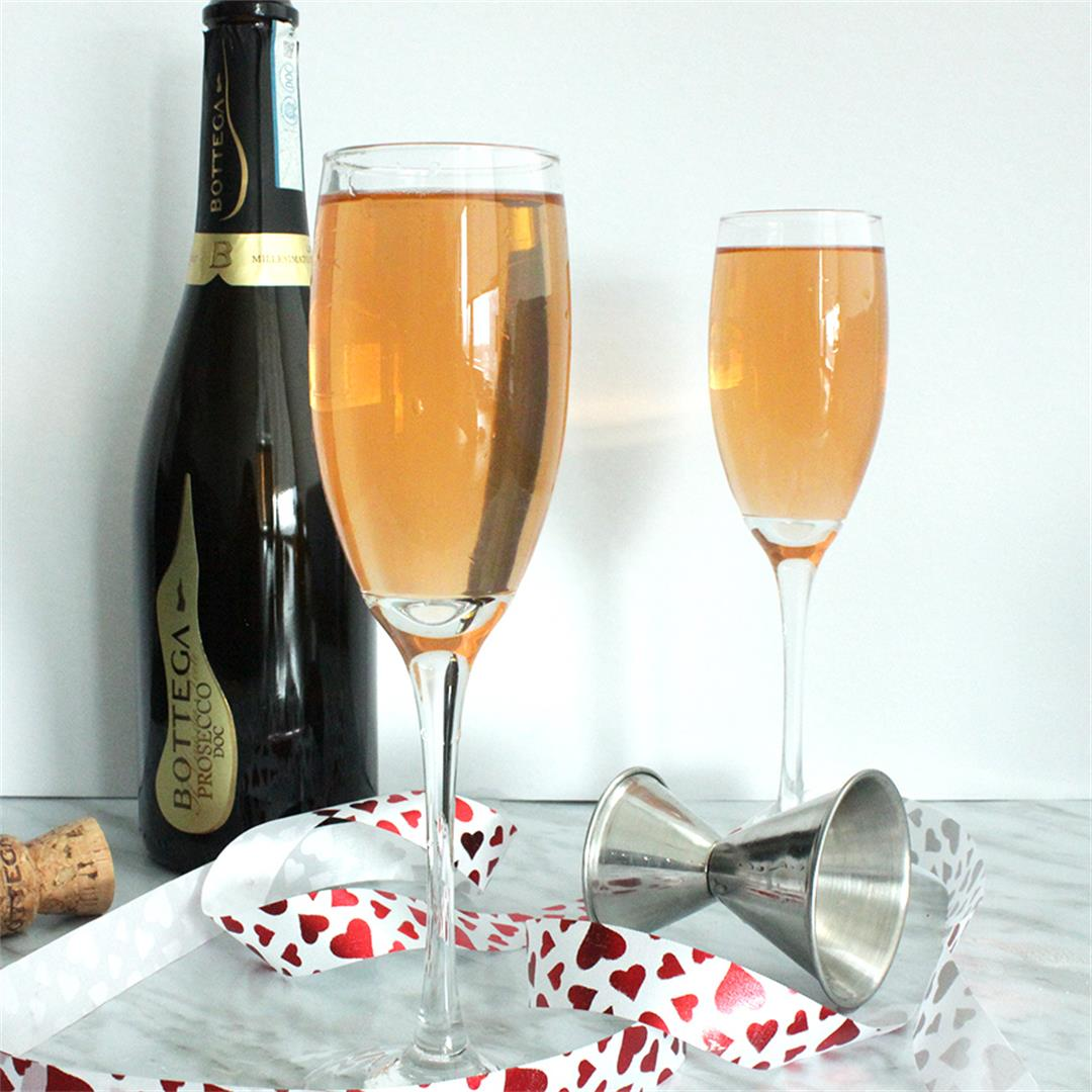 Wake Up Sunshine – A Prosecco Brunch Cocktail