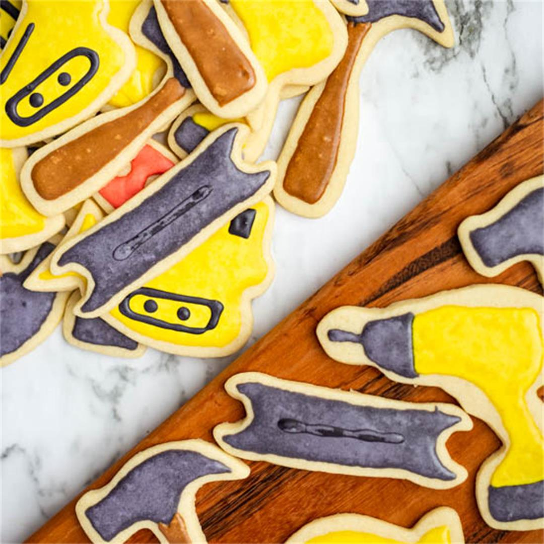 Easy Cutout Sugar Cookies