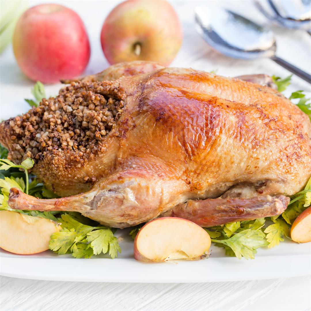 Simple Baked Duck Recipe