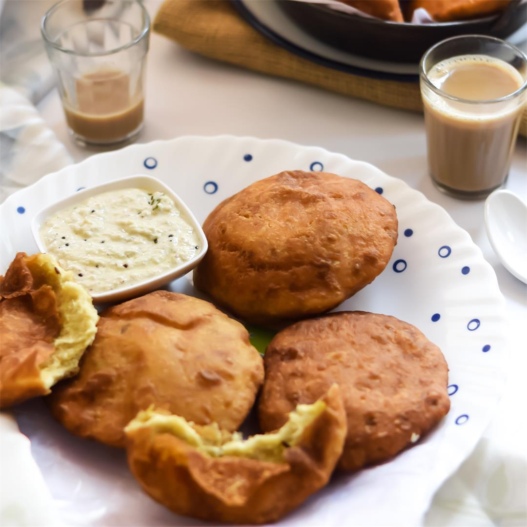 Sweet Potato Mangalore Buns