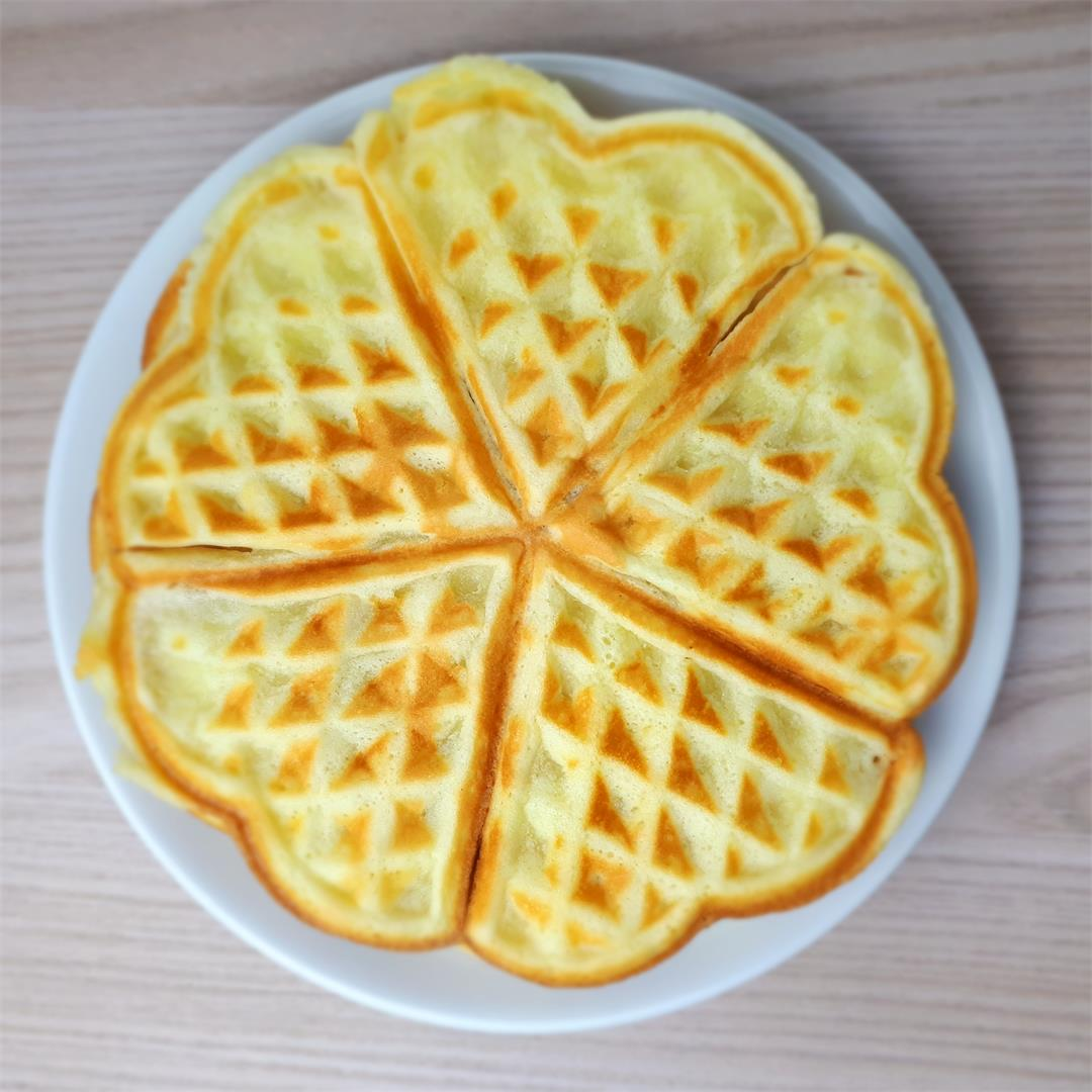 Delicious Norwegian Waffles!