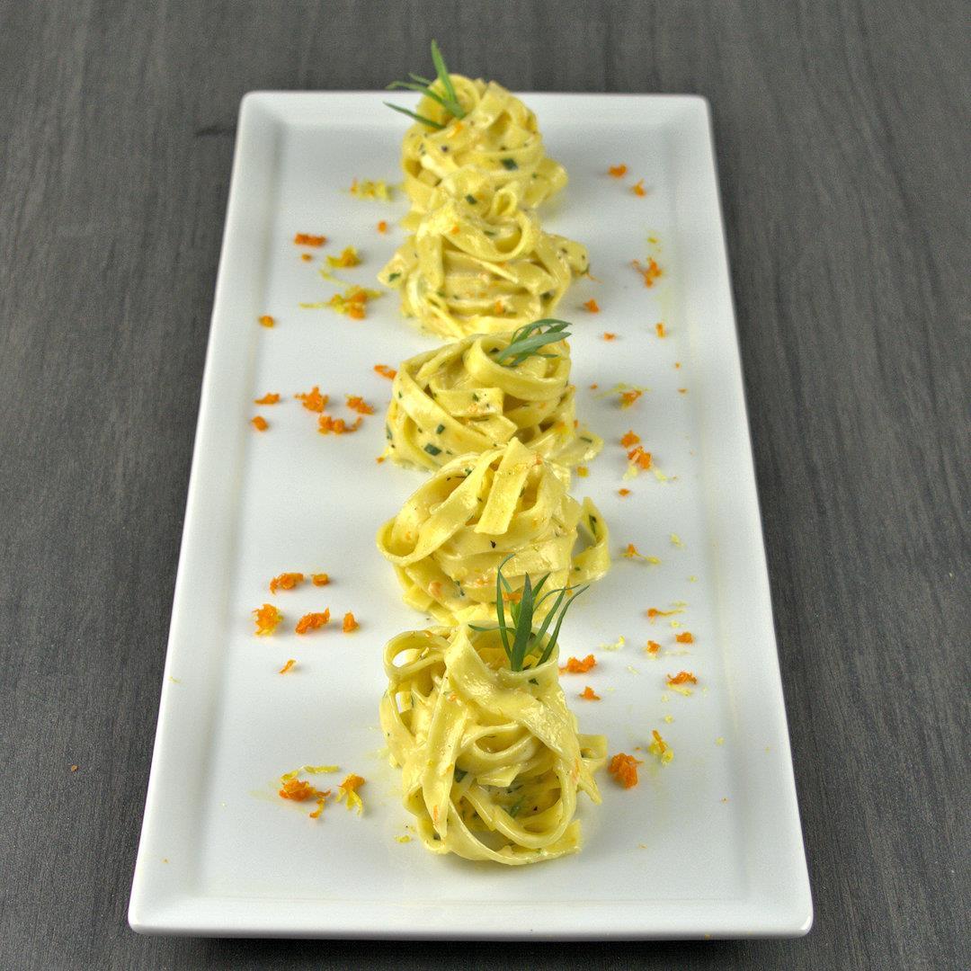 Creamy Pasta with Citrus and Tarragon