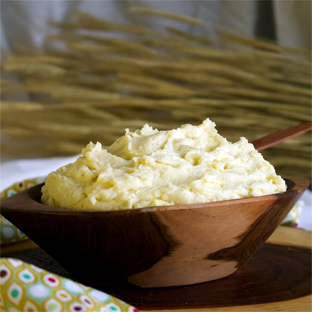 How to make Perfect Cream Cheese Mashed Potatoes