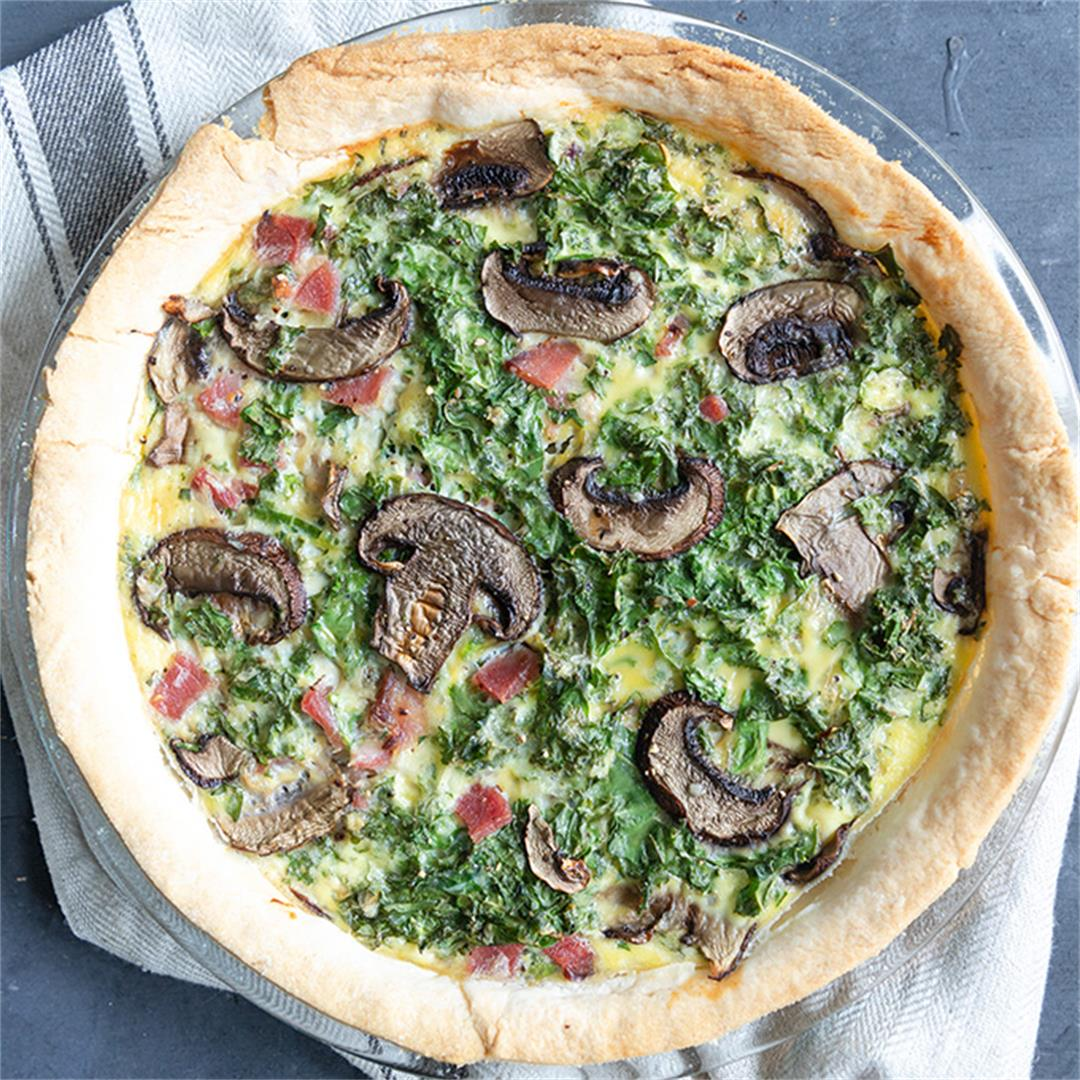Simple Quiche Recipe