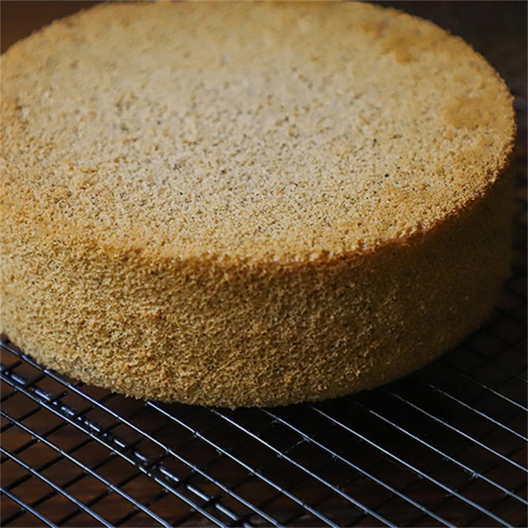 Basic Madeira Cake