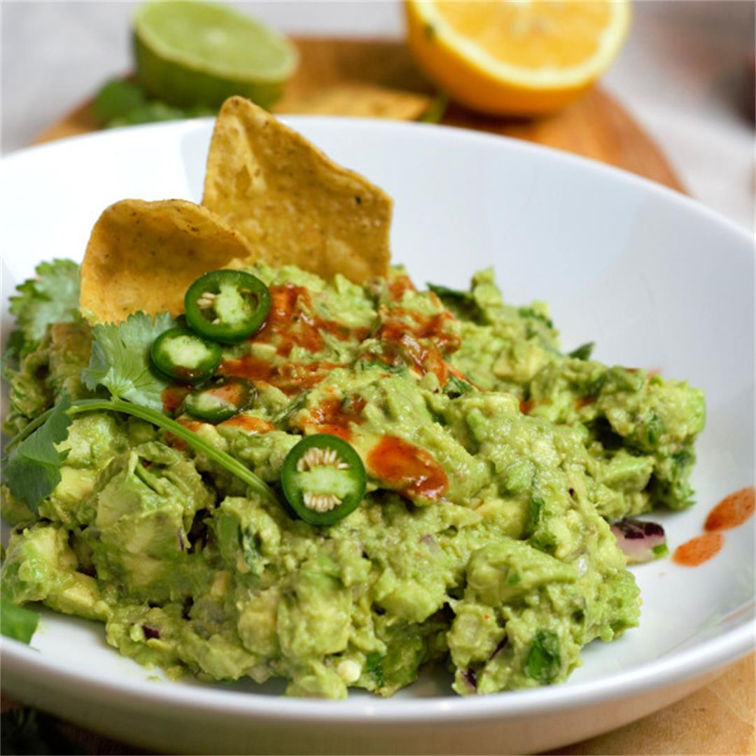 Best Guacamole Recipe