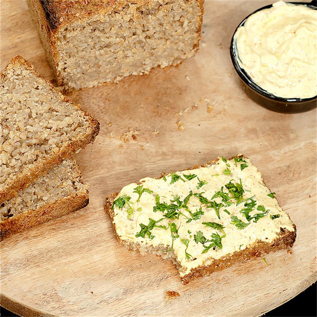 Spiced Cream Cheese Spread