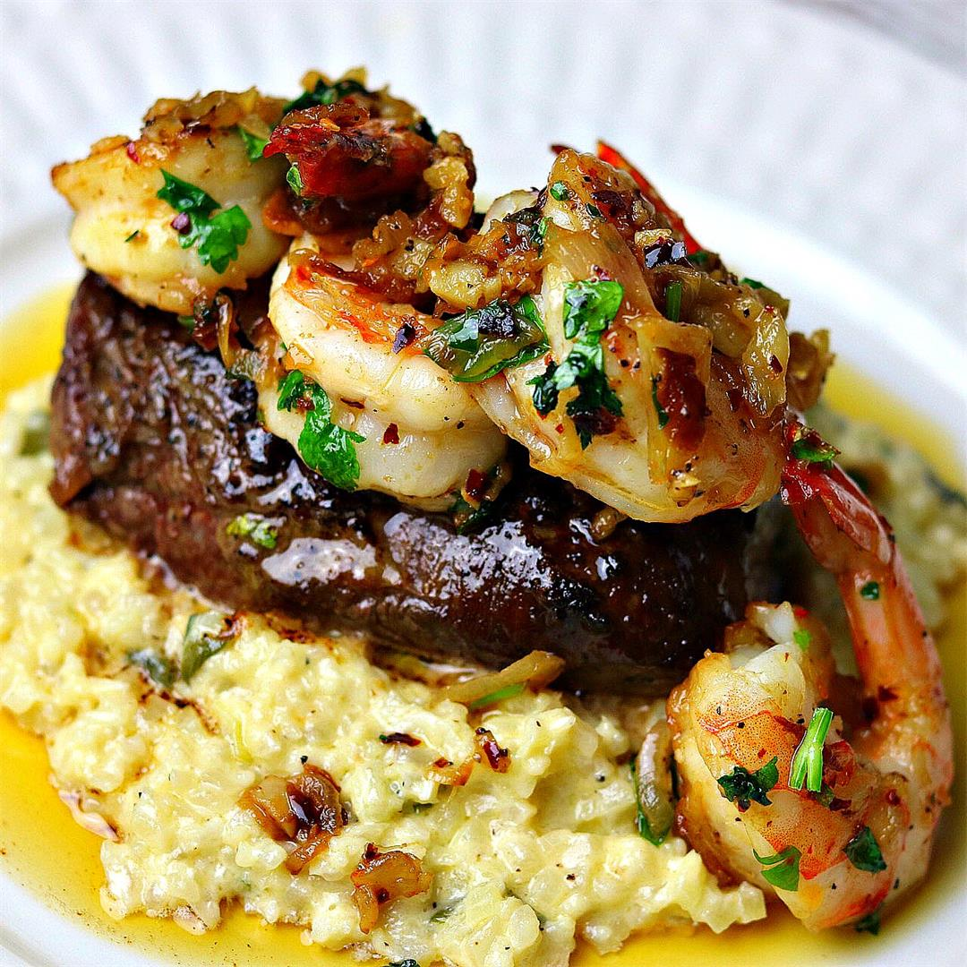 The Ultimate Keto Surf and Turf