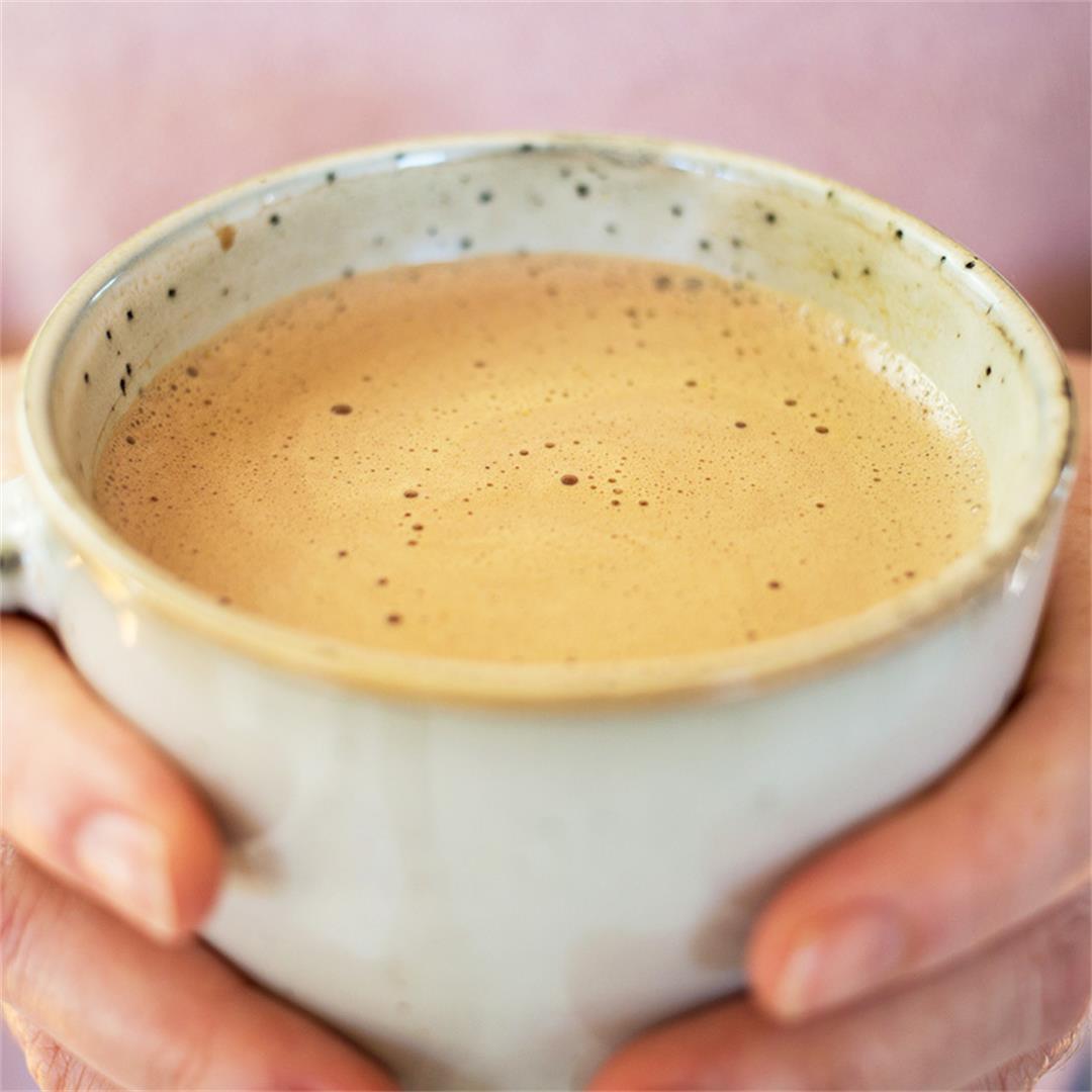 Paleo Anti-Inflammatory Hot Chocolate